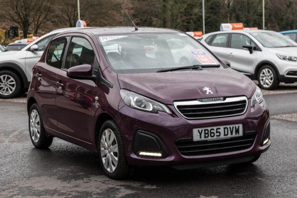 (2015) Peugeot 108 1.0 Active 5dr