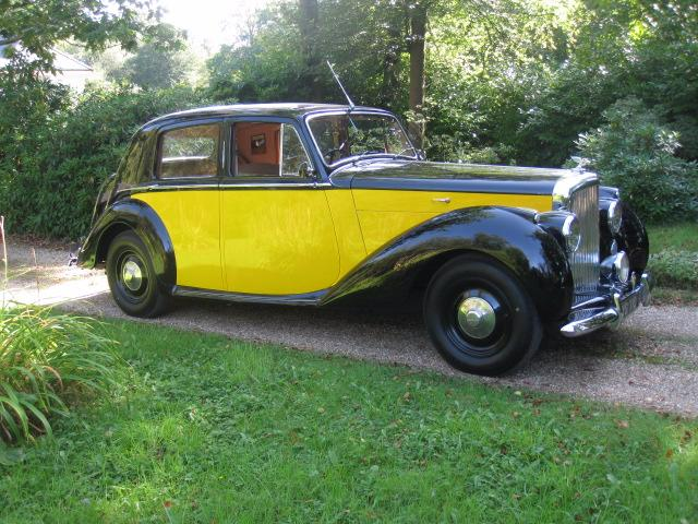 1949 Bentley MKVI For Sale In Landford, Wiltshire