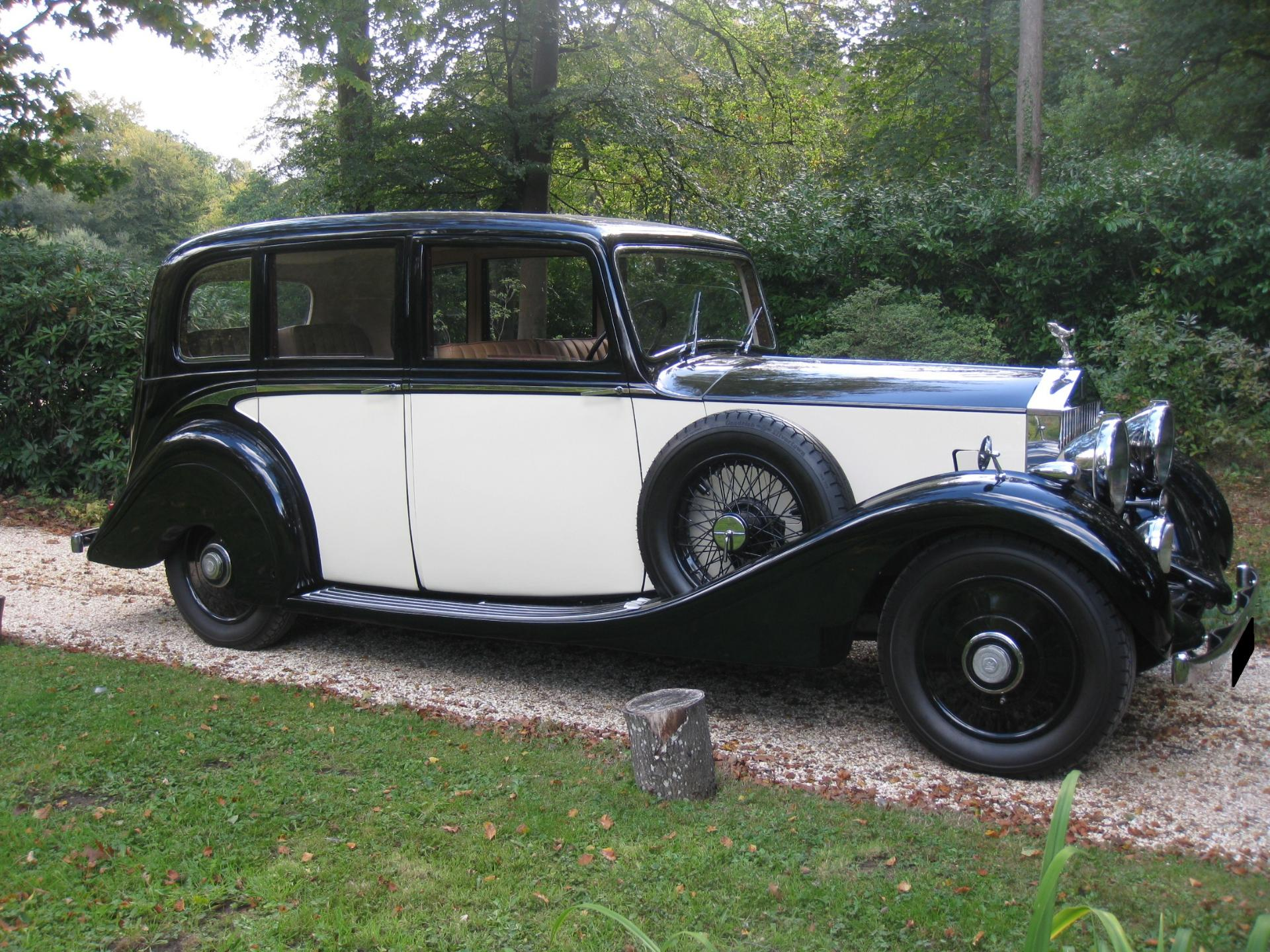 1938 Rolls-Royce 25/30 By James Young For Sale In Landford, Wiltshire