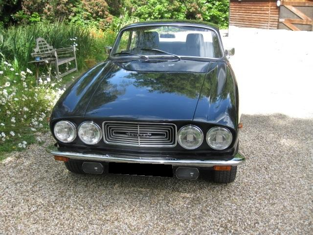 1974 Bristol 411 Automatic For Sale In Landford, Wiltshire