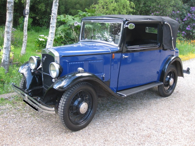 1934 Austin 10/4 For Sale In Landford, Wiltshire