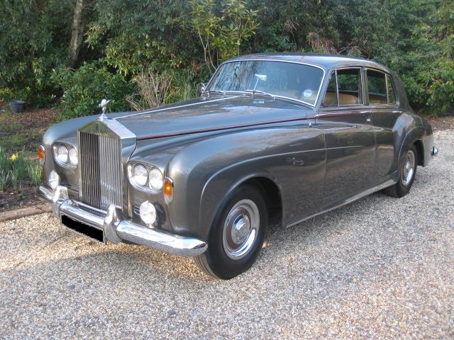 Rolls-Royce Silver Cloud III Automatic For Sale In Landford, Wiltshire