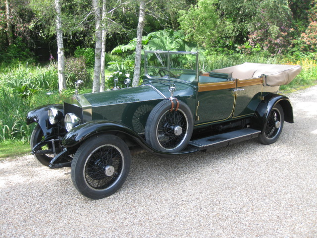 1924 Rolls-Royce Ghost For Sale In Call Today, Wiltshire