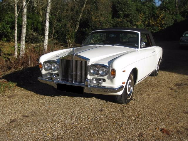 Rolls-Royce MULLINER PARK WARD Drop-Head Coupe For Sale In Call Today, Wiltshire