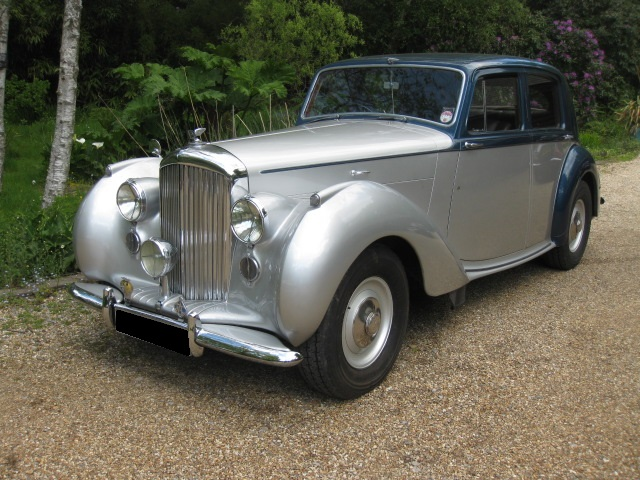 1947 Bentley MKVI Manual For Sale In Landford, Wiltshire