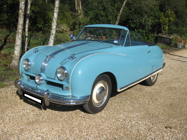 1949 Austin Atlantic For Sale In Landford, Wiltshire