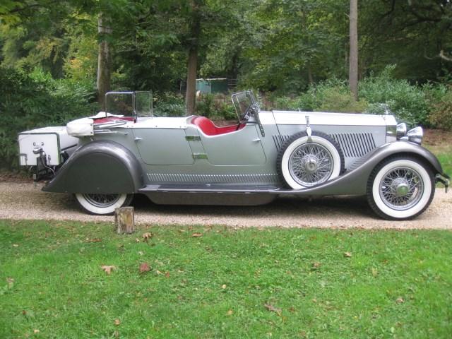 1930 Rolls-Royce Phantom ONE OFF EXPERIMENTAL CAR For Sale In Landford, Wiltshire