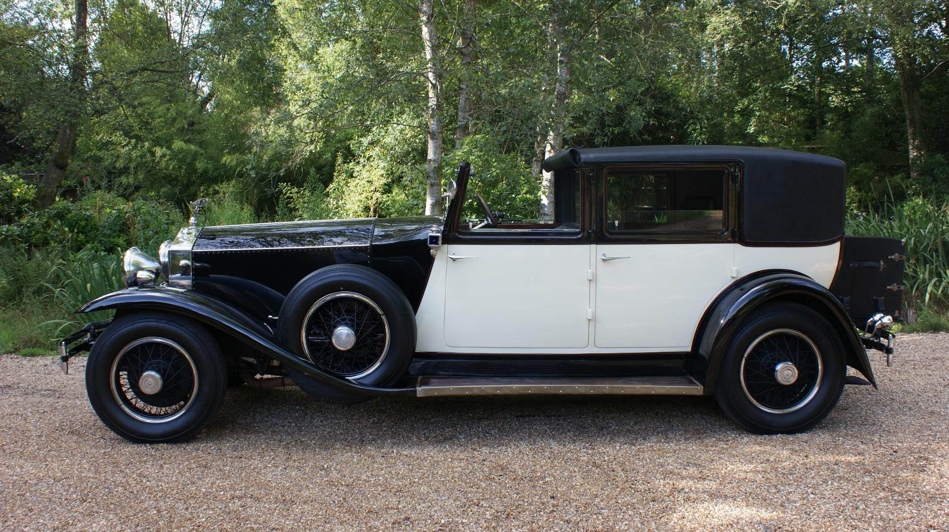 Rolls-Royce Phantom II For Sale In Landford, Wiltshire