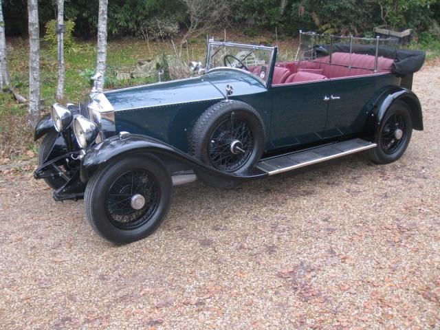 1930 Rolls-Royce Phantom II For Sale In Landford, Wiltshire