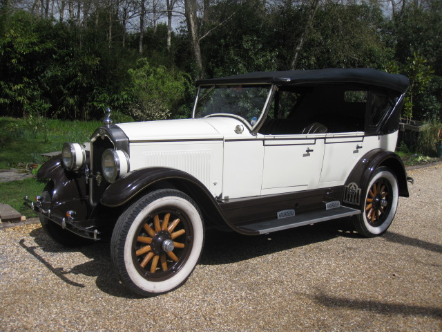 1927 Buick MASTER SIX TOURING For Sale In Landford, Wiltshire