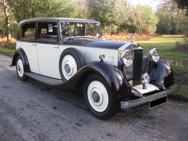 1934 Rolls-Royce 20/25 For Sale In Landford, Wiltshire