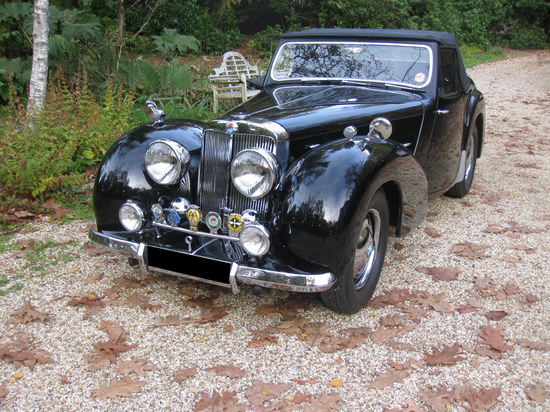 1946 Triumph Roadster Roadster For Sale In Landford, Wiltshire