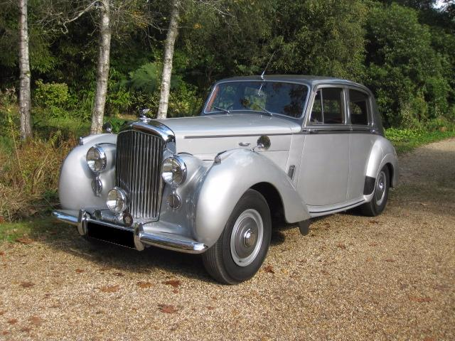 1952 Bentley R Type For Sale In Landford, Wiltshire