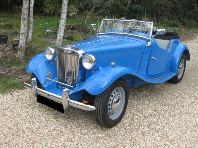 1950 MG TD For Sale In Call Today, Wiltshire