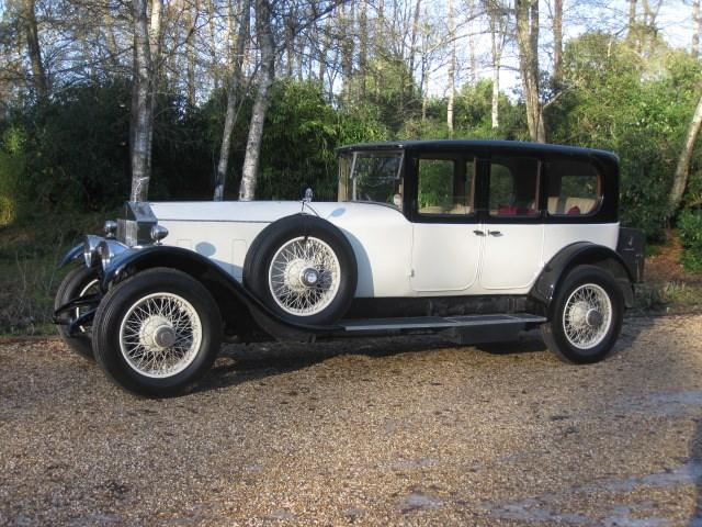 Rolls-Royce Phantom I For Sale In Landford, Wiltshire
