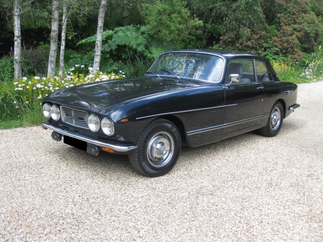 Bristol 411 Automatic For Sale In Landford, Wiltshire