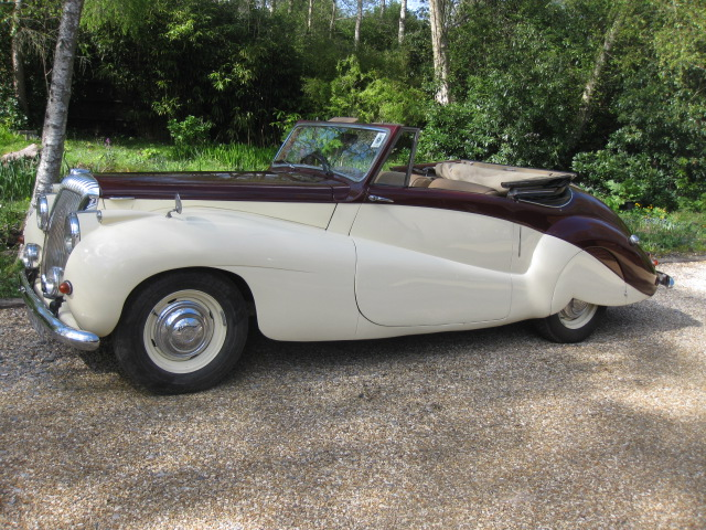 1950 Daimler DB18 For Sale In Landford, Wiltshire