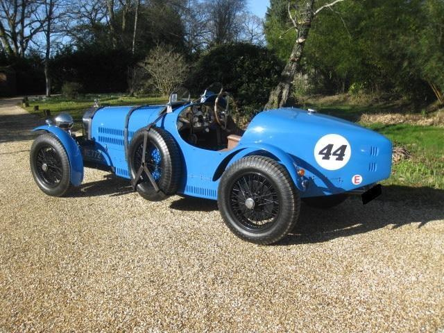 1925 Bugatti Type 35 Tribute For Sale In Landford, Wiltshire