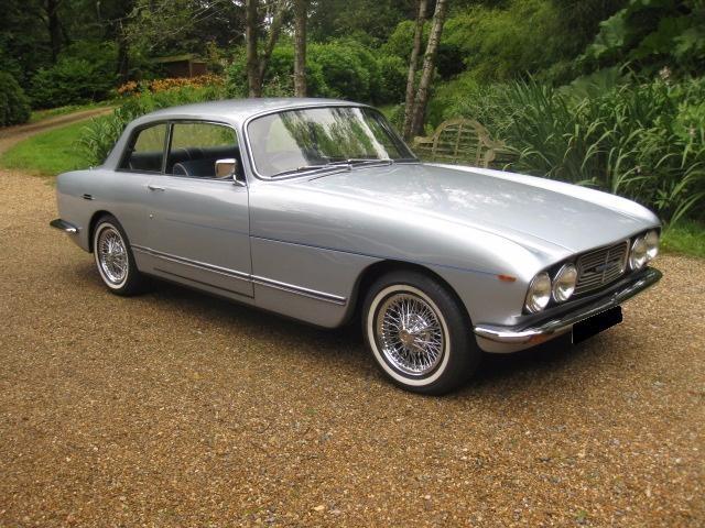 Bristol 411 For Sale In Landford, Wiltshire