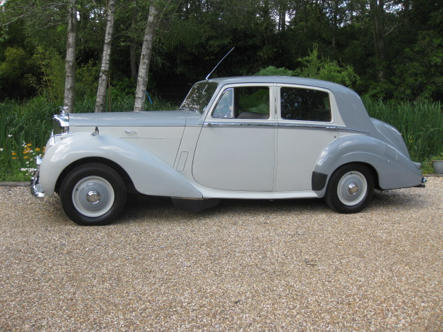 1953 Bentley R Type For Sale In Landford, Wiltshire