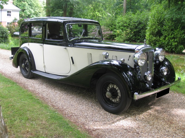 1937 Daimler Saloon Pre Select Gearbox For Sale In Call Today, Wiltshire