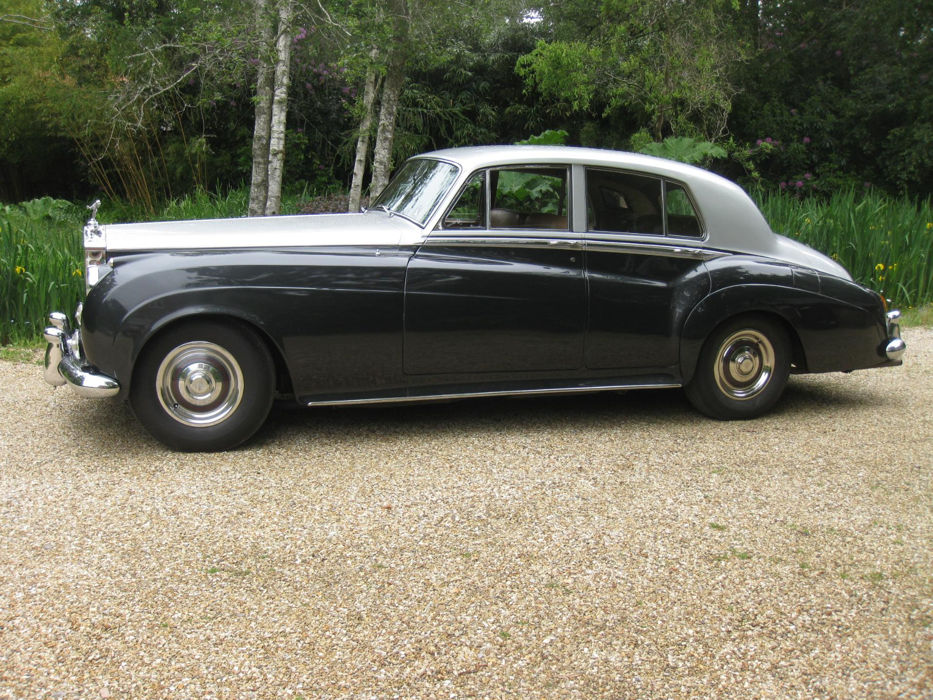 1962 Rolls-Royce Silver Cloud II Automatic For Sale In Landford, Wiltshire