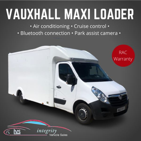 2018 (18) Vauxhall Movano 2.3 CDTI H1 Platform Cab 130ps For Sale In Brentwood, Essex