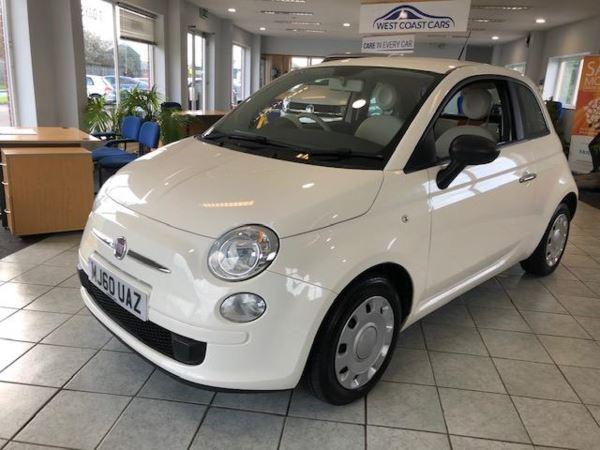 2011 (60) Fiat 500 1.2 Pop 3dr For Sale In Workington, Cumbria