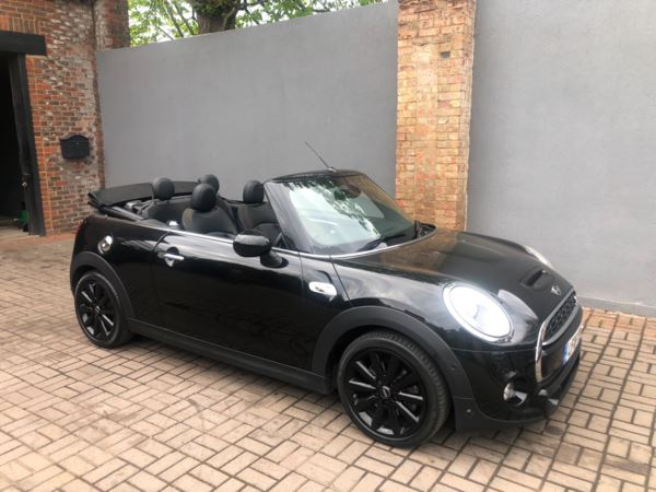 2018 (18) MINI Convertible 2.0 Cooper S 2dr Auto For Sale In 7 Days a Week, From 9am to 7pm