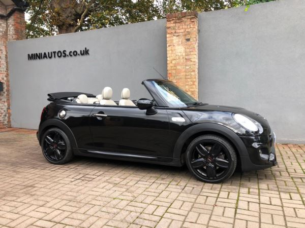 2017 (17) MINI Convertible 2.0 Cooper S Works 210 2dr Auto For Sale In 7 Days a Week, From 9am to 7pm