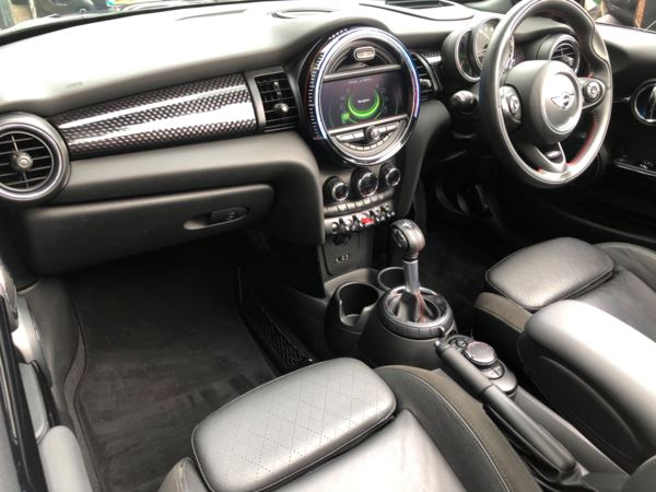 2018 (68) MINI Convertible 2.0 John Cooper Works 2dr Auto For Sale In 7 Days a Week, From 9am to 7pm