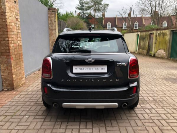 2018 (18) MINI Countryman 2.0 Cooper S ALL4 5dr Auto For Sale In 7 Days a Week, From 9am to 7pm
