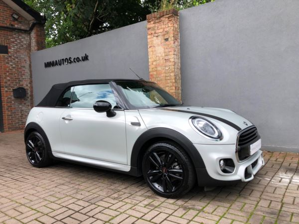 2018 (68) MINI Convertible 1.5 Cooper II 2dr Auto For Sale In 7 Days a Week, From 9am to 7pm