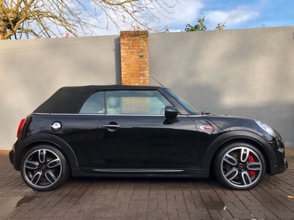 2016 (16) MINI Convertible 2.0 John Cooper Works 2dr Auto For Sale In 7 Days a Week, From 9am to 7pm