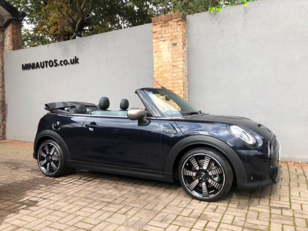 2021 (21) MINI Convertible 2.0 Cooper S Exclusive 2dr Auto For Sale In 7 Days a Week, From 9am to 7pm