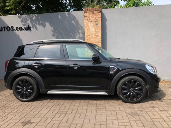2018 (68) MINI Countryman 2.0 Cooper S 5dr Auto [7 Speed] For Sale In 7 Days a Week, From 9am to 7pm