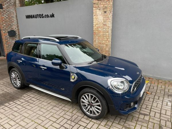 2018 (18) MINI MINI COUNTRYMAN PHEV 1.5 7.6kWh Cooper SE Auto ALL4 For Sale In 7 Days a Week, From 9am to 7pm