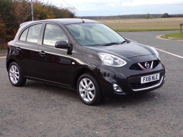 2016 (16) Nissan Micra 1.2 Acenta 5dr For Sale In Lincoln, Lincolnshire