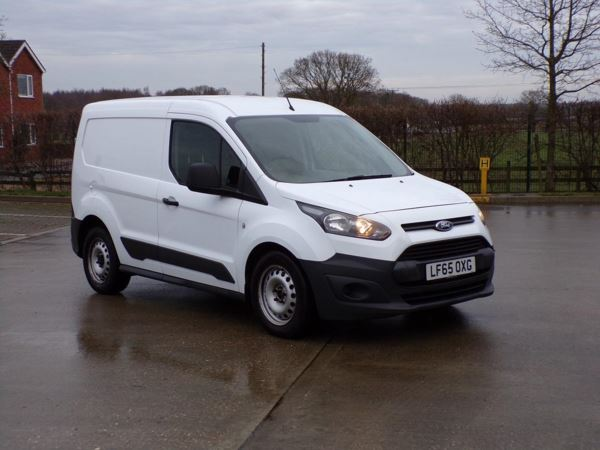 2015 (65) Ford TRANSIT CONNECT 220 ECO-T 1.6 TDCI L1 For Sale In Lincoln, Lincolnshire