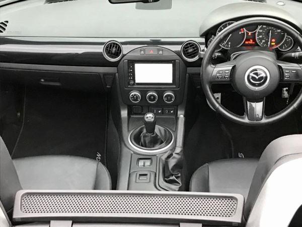 2014 (64) Mazda MX-5 2.0i Sport Tech 2dr For Sale In Lincoln, Lincolnshire