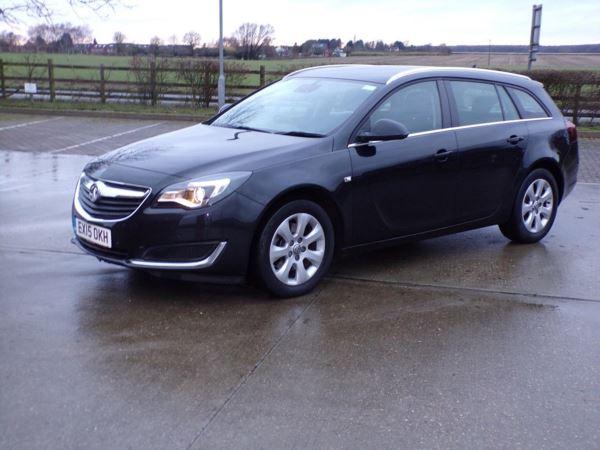 2015 (15) Vauxhall Insignia 2.0 CDTi [163] Design Nav 5dr Auto For Sale In Lincoln, Lincolnshire