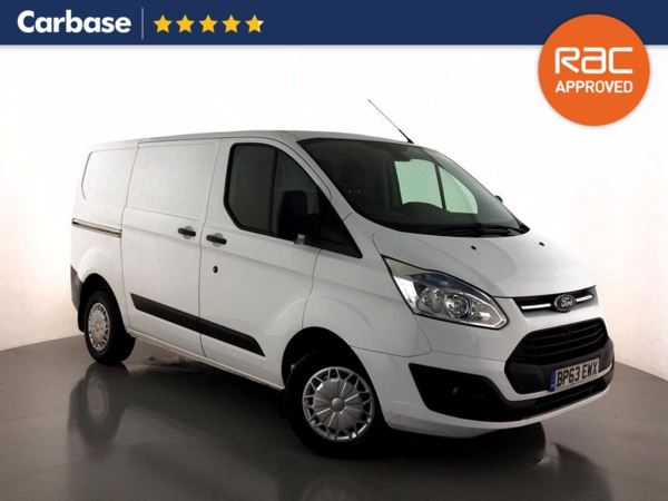 (2014) Ford Transit Custom 2.2 TDCi 100ps 270 L1 FWD Low Roof Trend Parking Sensors - Cruise Control - 1 Owner