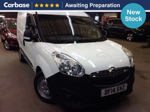 (2014) Vauxhall Combo 2000 1.6 CDTI 16V 105ps H1 Van £660 Of Extras - Air Conditioning - 1 Owner