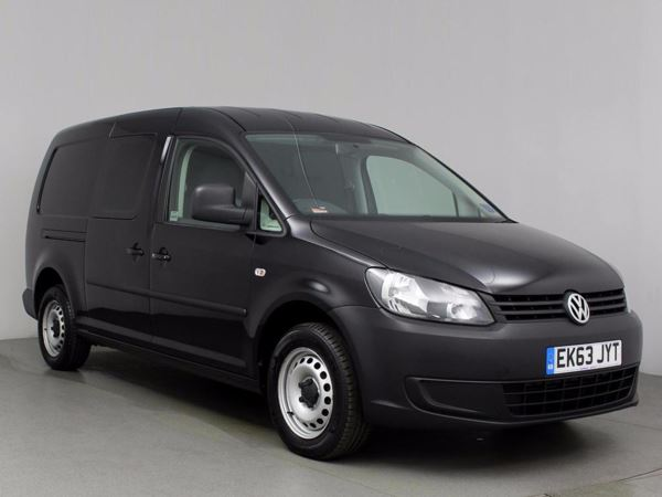 (2014) Volkswagen Caddy Maxi 2.0 TDI 140PS - 5 Seats Aux MP3 Input - 1 Owner