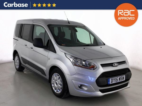(2015) Ford Tourneo Connect 1.6 TDCi Zetec 5dr - MPV 5 Seats Bluetooth Connection - Air Conditioning - 1 Owner