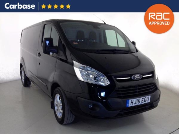 (2015) Ford Transit Custom 2.2 TDCi 125ps Low Roof Limited Van Parking Sensors - Rain Sensor - Cruise Control - Air Conditioning - 1 Owner