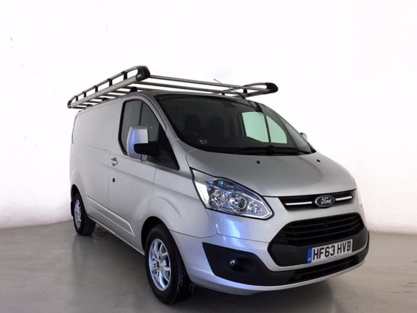 (2013) Ford Transit Custom 2.2 TDCi 125ps Low Roof 270 L1 FWD Limited Rain Sensor - Cruise Control - 1 Owner