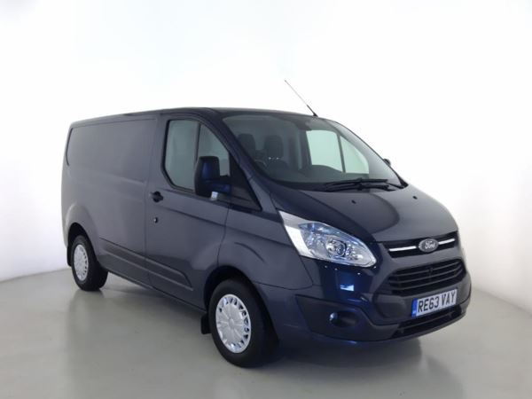 (2013) Ford Transit Custom 2.2 TDCi 125ps 270 L1 Low Roof FWD Trend Rain Sensor - Cruise Control - 1 Owner