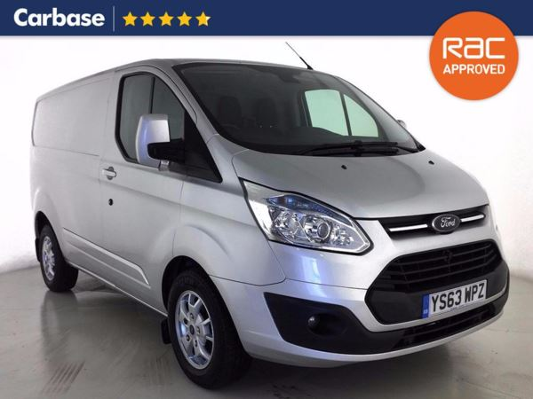 (2014) Ford Transit Custom 2.2 TDCi 125ps 290 L1 FWD Low Roof Limited Parking Sensors - Rain Sensor - Cruise Control - Air Conditioning - 1 Owner