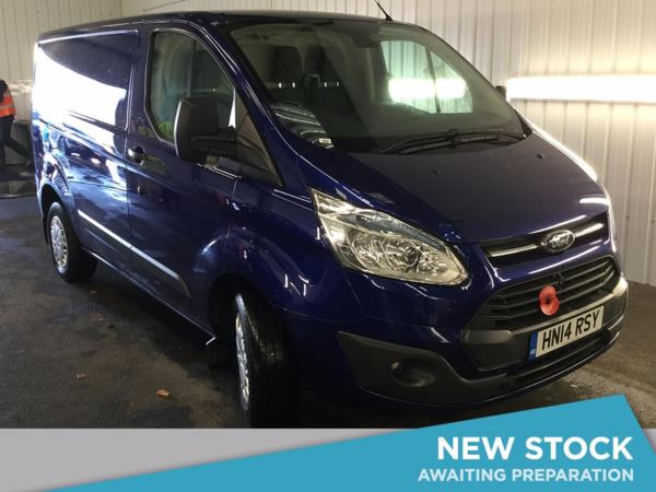 (2014) Ford Transit Custom Parking Sensors - Cruise Control - 1 Owner